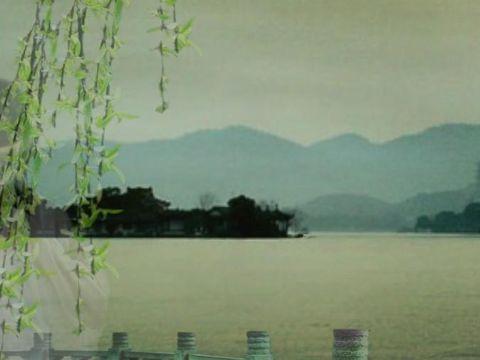 西湖山水还依旧曲谱