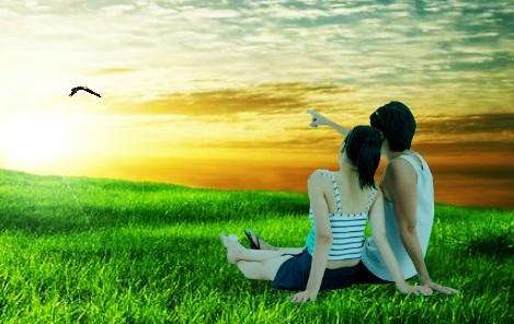 今生有缘让我有个心愿等到草原最美的季节陪你一起看草原去听那悠扬的